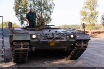 Leopard 2 'badkuip'