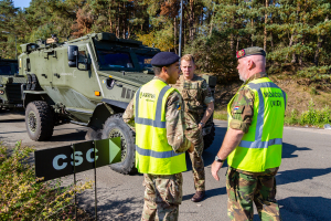 MOVCON doet HNS Trident Juncture