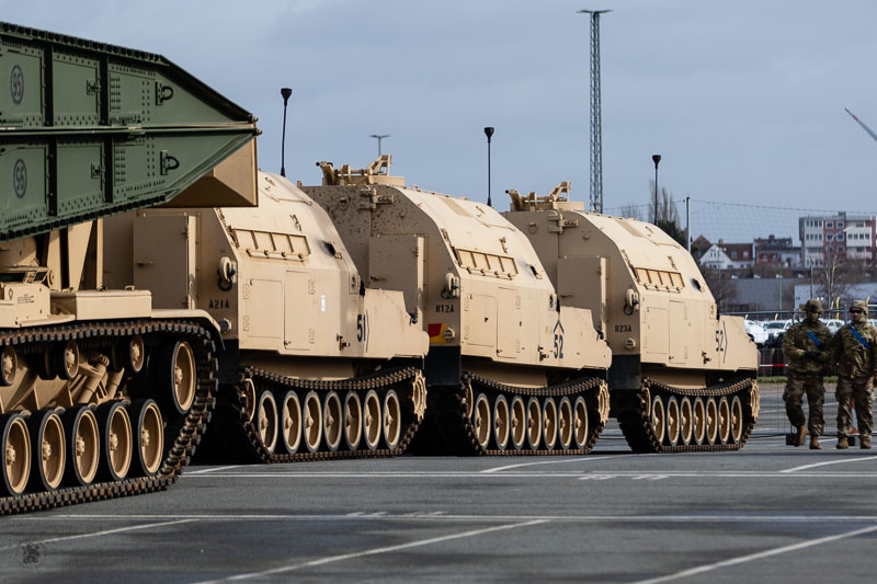 M992 Field Artillery Ammunition Support Vehicle