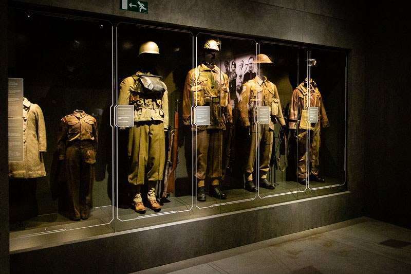Geallieerde uniformen