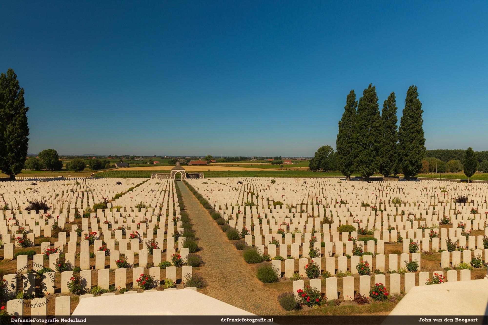 Tyne Codt britse begraafplaats
