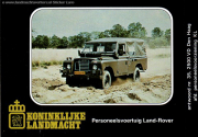 Landrover sticker