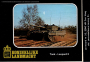 Leopard 2 A4 sticker