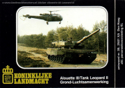 Leopard 2 sticker