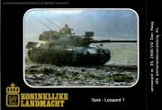 leopard 1 sticker