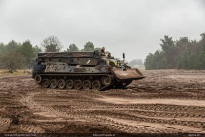Leopard 1 Genietank