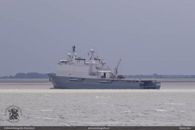 L800, Zr Ms Rotterdam