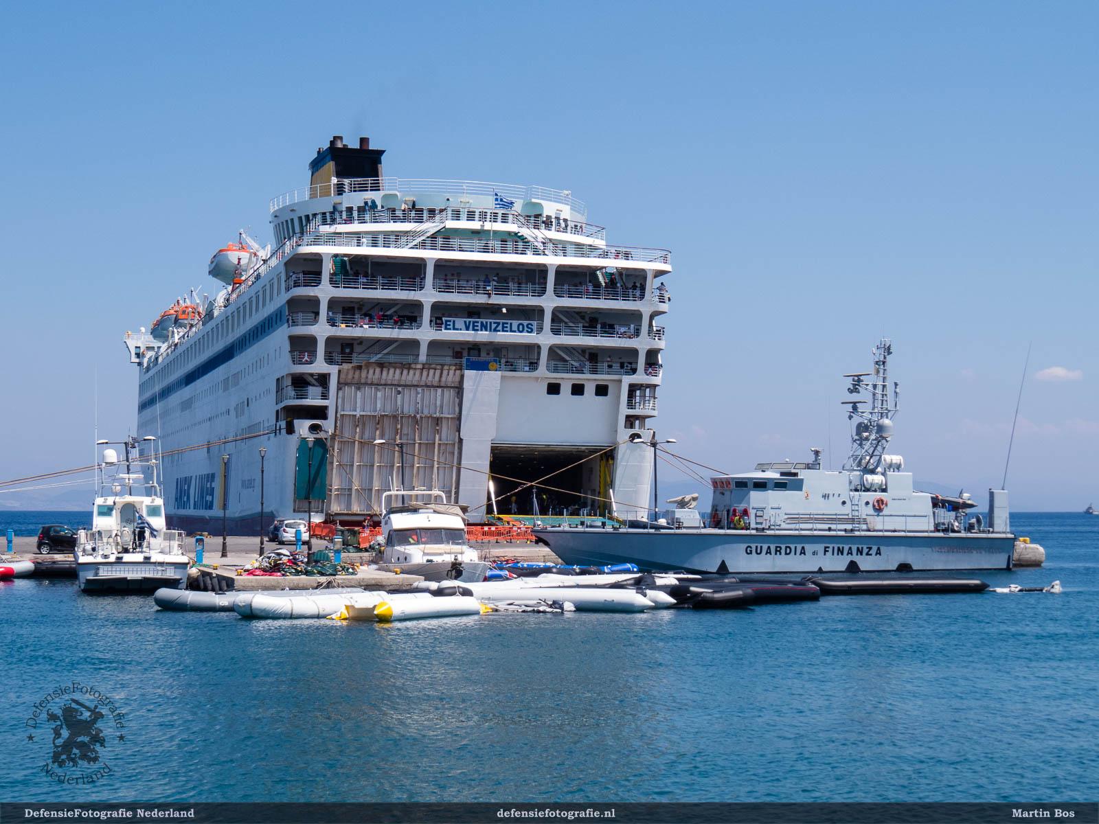 Bigilani-klasse en vluchtelingenschepen