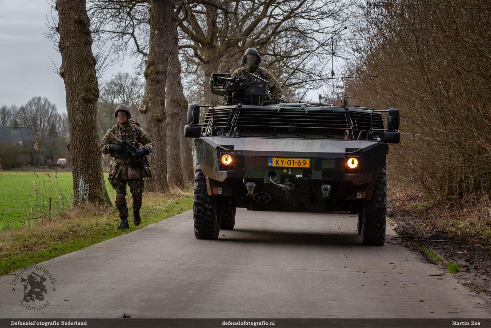 Rijden door Drenthe