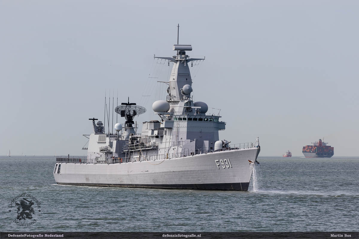 BNS Louise Marie