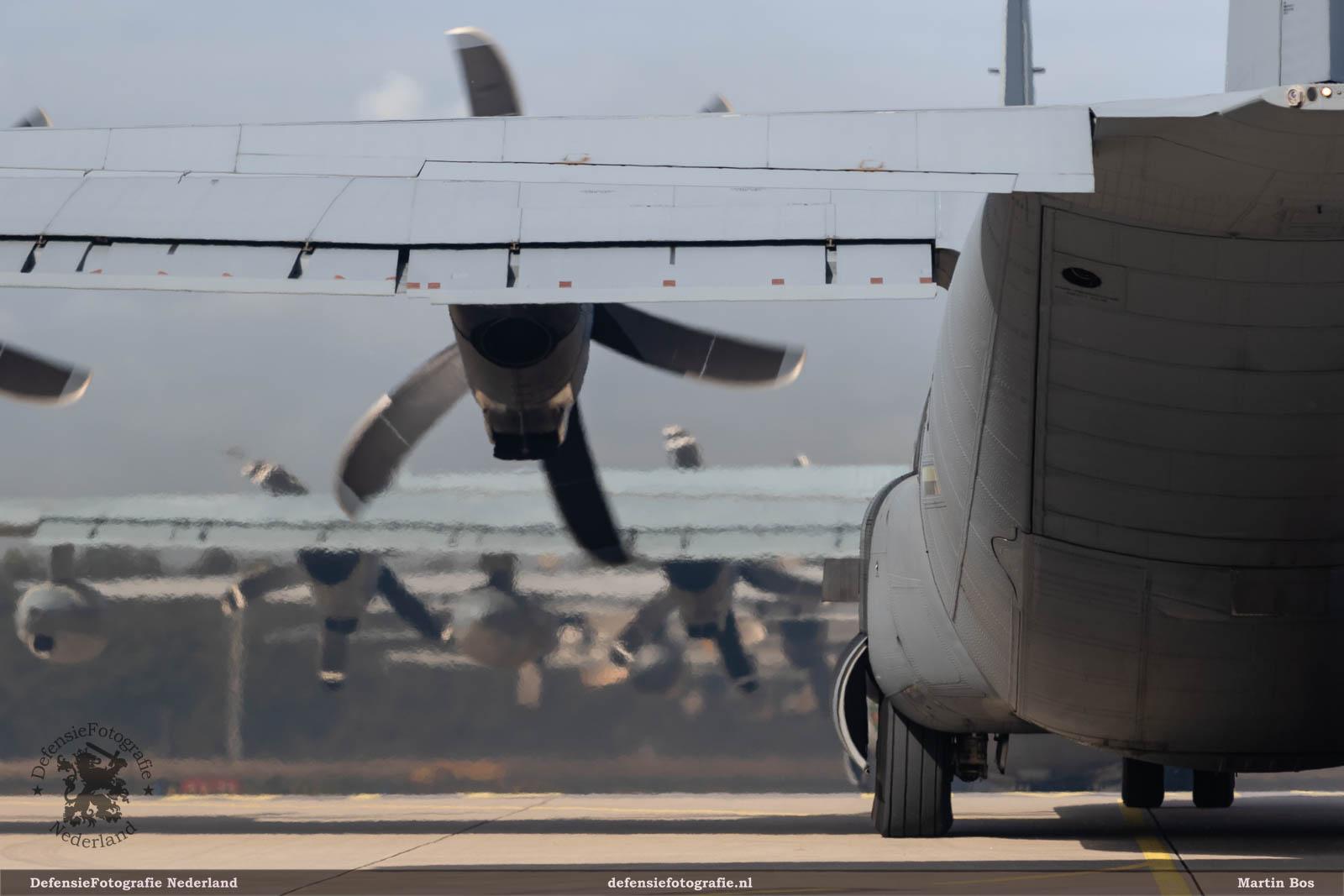 Oefening Falcon Leap 2019