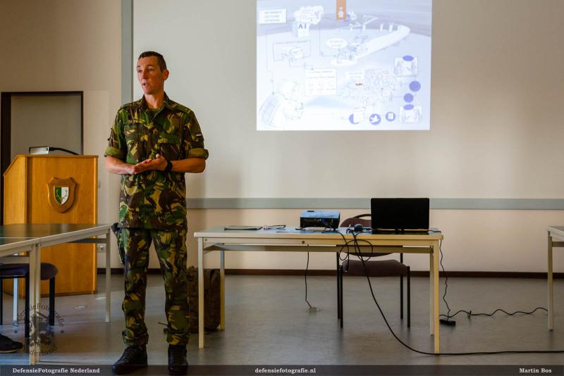 Majoor Sander Donker