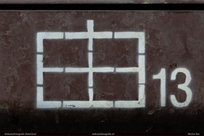 Tactisch teken 13 Gnkcie