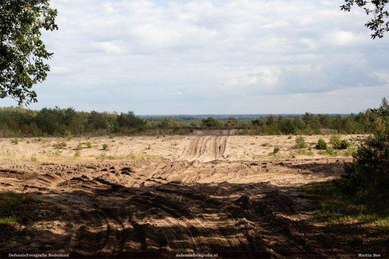 Zandvlakte Leusderheide