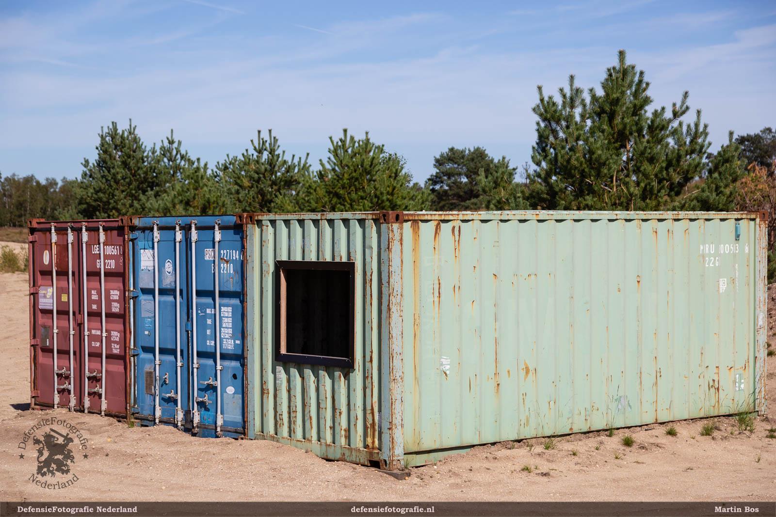 Containerdorp Leusderheide