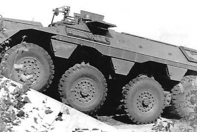 YP-408 Piroc Veldhoven