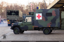 Ambulance MB290