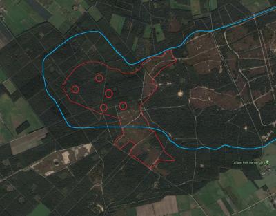 Nieuw plangebied