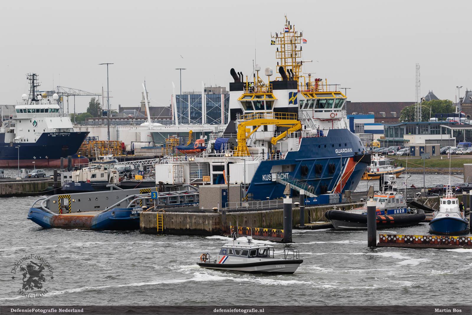 Kustwacht-schip Guardian