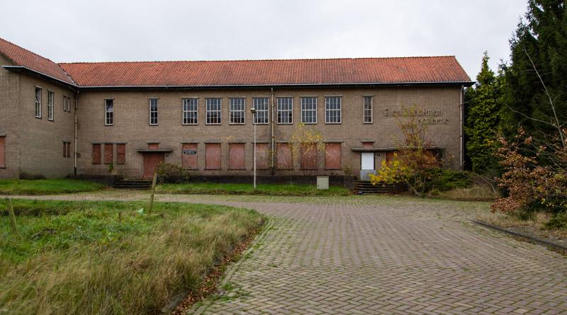 Wachtgebouw Beekmankazerne
