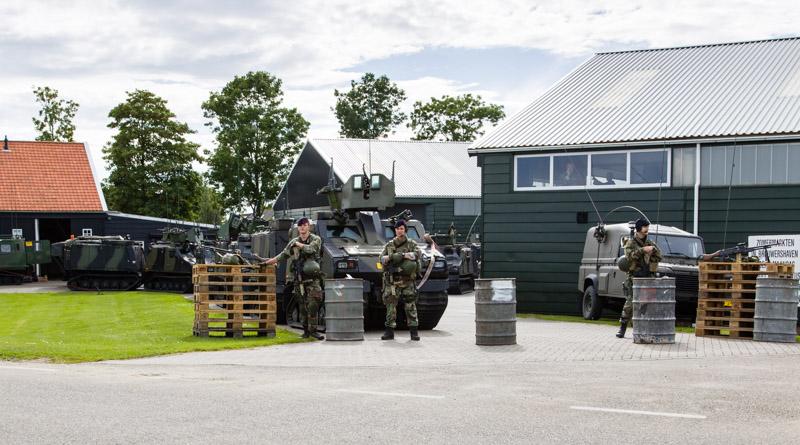 Mariniers in Zeeland