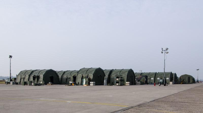Oefening Medic Airbase