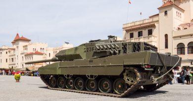 Ejército de tierra, het Spaanse leger