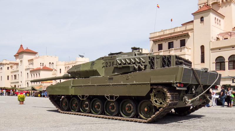 Landmachtdagen Spanje