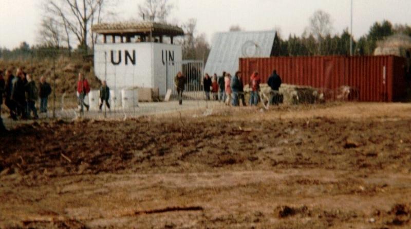 UN camp Oirschot