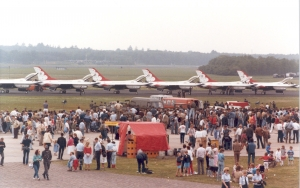 Thunderbirds: open dag Soesterberg