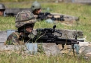 Minimi-schutter Regiment van Heutsz