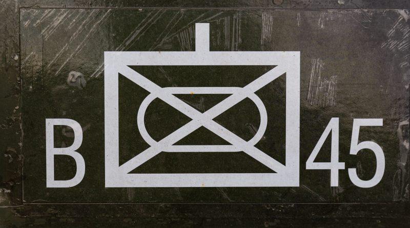 Tactisch teken pantserinfanterie