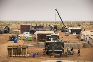 Hesco in Mali