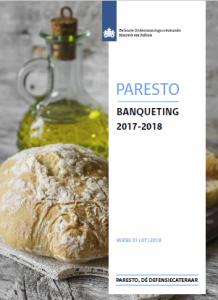 Cover Paresto Banqueting