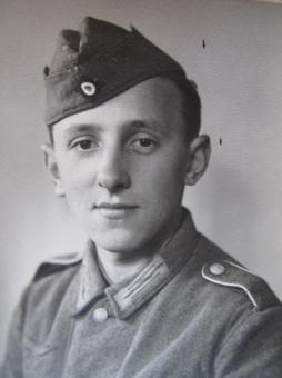 Portretfoto Hans Kürten
