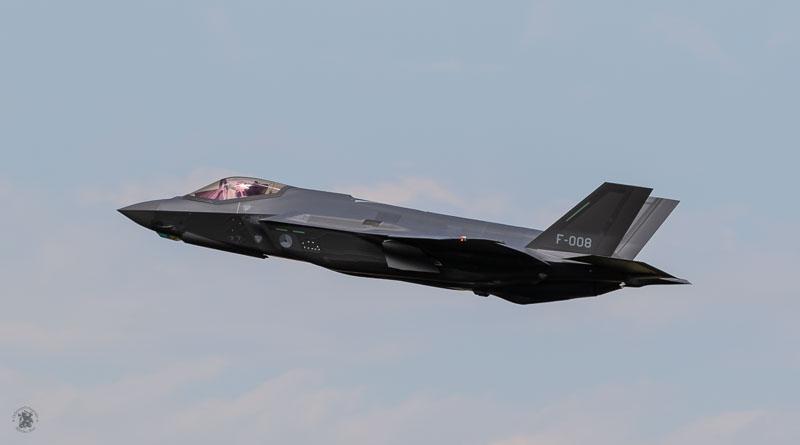 F-35, Luchtmachtdagen 2019