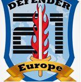 Logo Defender Europe 21