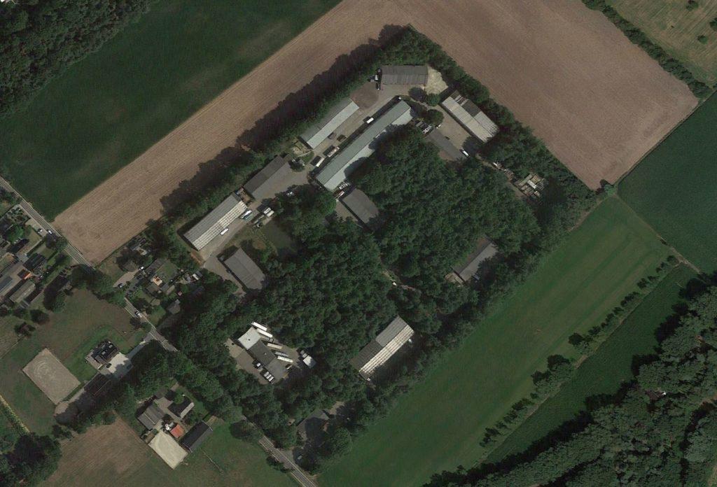 Satellietfoto Voorthuizen 2019
