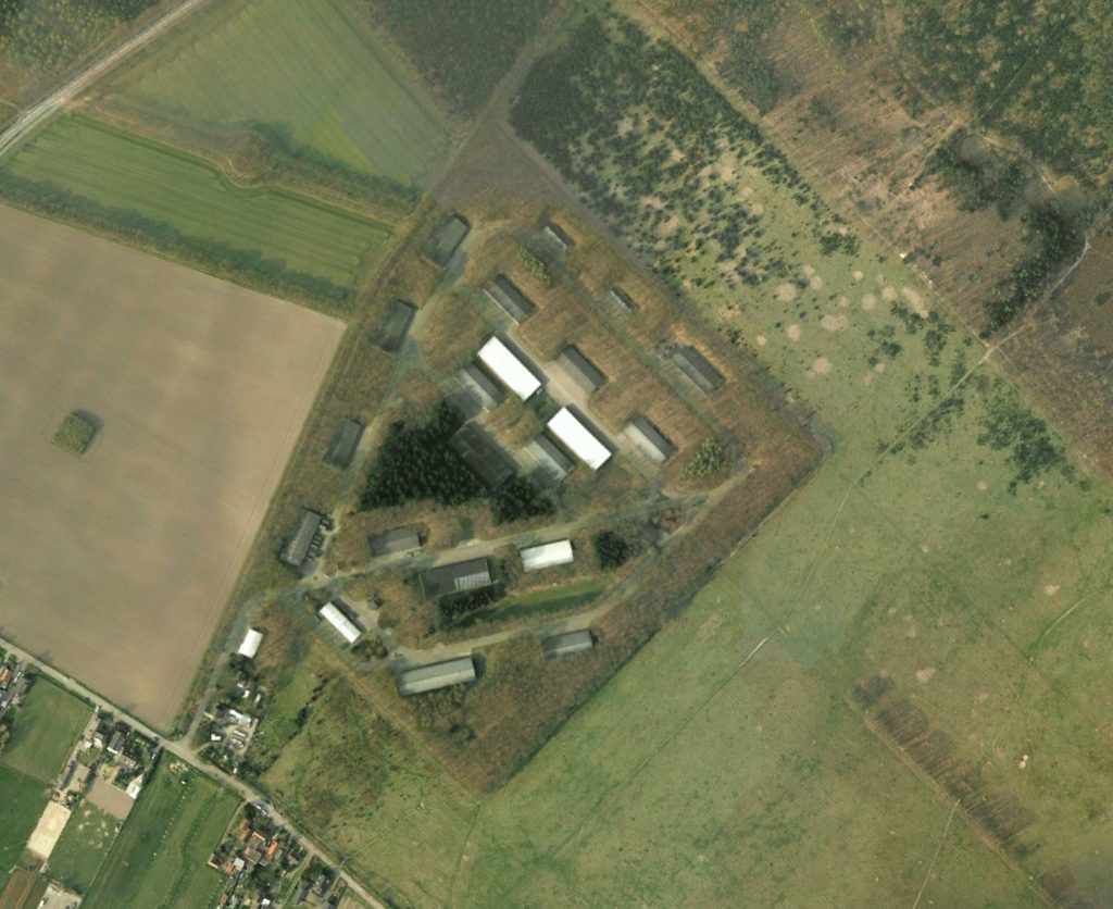 Satelliet-foto Zwijnsbergen