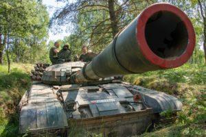 Poolse PT-91 Tank