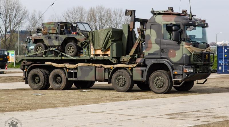 Scania en LSV