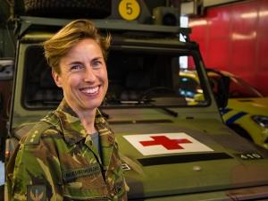 Kapitein Nieuwenhuijse Calamiteitenhospitaal